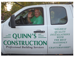 Tom Quinn - General Contractor - Professional Building Services Professional